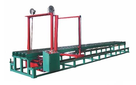 B type EPS block cutting machine